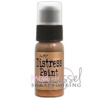 Distress Paint-Antiqued Bronze-Metalic