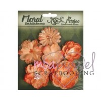Floral Embelishments-Sienna