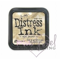 Distress Ink Pad-Old Paper