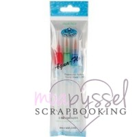 Aqua-Flo Brush-3 pack