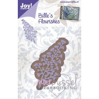 Dies-Joy-Billes flower 6002/0264