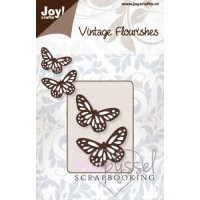Dies-Joy-Two butterflies-6003/0033