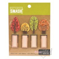 SMASH - Trees sticky notepad