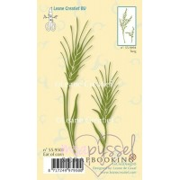 Leane-Clear stamps-the Ear of Corn
