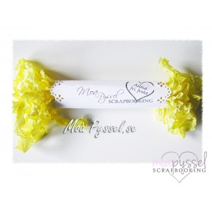 Seam binding-Luxury-Yellow