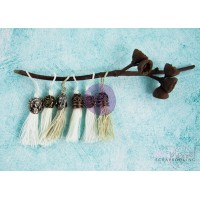 Shabby Chic Treasures-Tassel-Natural