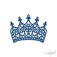Tattered Lace - Princess Crown
