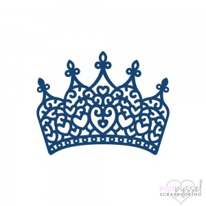Tattered Lace-Princess Crown
