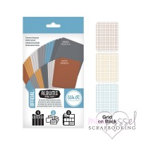 We R memory keepers - Dubbelsidiga cardstock kort - Official