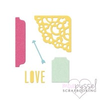 Lifestyle Crafts - dies - Love
