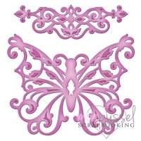 Dies - Spellbinders - Outrageous Butterfly