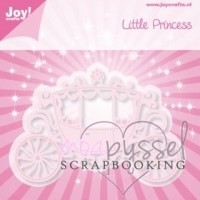 Dies-Joy-Little Princess-Wagon