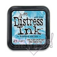 Distress Ink Pad-Broken china