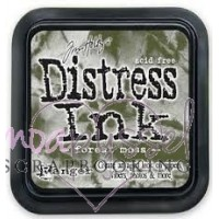 Distress Ink Pad-Forest moss
