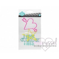 Becky Higgins - Outline stickers - stora