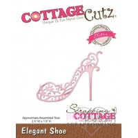 Dies - Cottage Cutz - Elegant Shoe