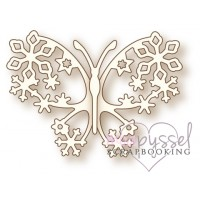 Dies - Wild Rose Studio - Winter Butterfly