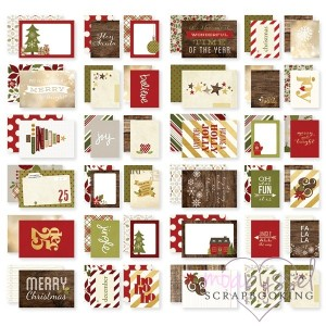 *Snap cards - Cozy Christmas
