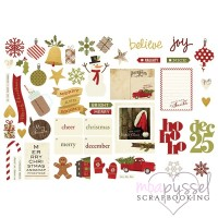 SN@P - Cozy Christmas - Bits and pieces 5429