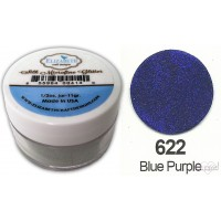 *Elizabet Crafts - Silk Microfine Glitter - Blue Purple