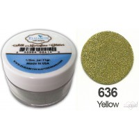 *Elizabet Crafts - Silk Microfine Glitter - Yellow