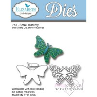 Elizabet Crafts design - dies - Small Butterfly