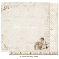 Maja design - Vintage Baby - Special moment