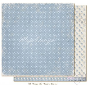 Maja design - Vintage Baby - Welcome Little One