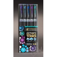 Chameleon Markers - 5 pack - Cool Tones Set