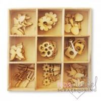 Wood veneers - Crafts-Too - Garden