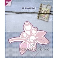 Dies - Joy crafts - Spring Love 6002/0438