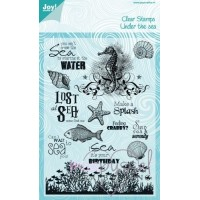 Joy - Clear stamps - Under the sea - 6410/0099