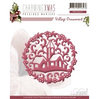 Dies - Precious Marieke - Village Ornament