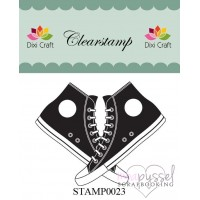 Clear stamp - Dixi craft