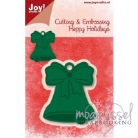 Dies - Joy crafts - Happy Holidays -