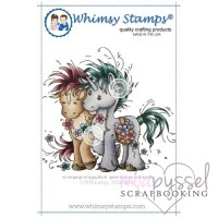 Wee Stamps-Beau And Bashful