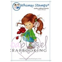 Wee stamps - Polly