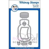 Dies - Whimsy stamps - Get Well Additions Die set