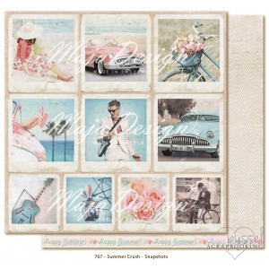 **Maja design - Summer Crush - Snapshots