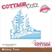 Dies - Cottage Cutz - Wintery Trees