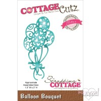 Dies - Cottage Cutz - Balloon Bouquet