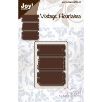 Dies - Vintage Flourishes - tags - 6003/0063