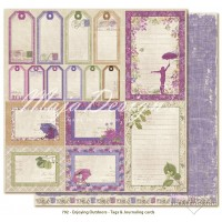 Maja design - Enjoying Outdoors - Tags & Journaling cards
