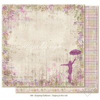 Maja design - Enjoying Outdoors - Singing in the rain