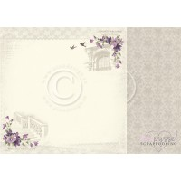 Pion Design - Scent of Lavender - 12 x 12 In Provence