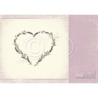 Pion Design - Scent of Lavender - 12 x 12 Lavender Love
