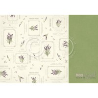 Pion Design - Scent of Lavender - 12 x 12 French Country