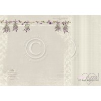 Pion Design - Scent of Lavender - 12 x 12 Preserving the scent