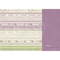 Pion Design - Scent of Lavender - 12 x 12 Borders
