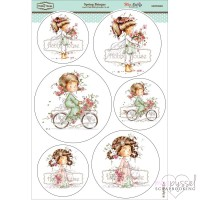 **Toppers a la Hobby House - Spring Bringer
